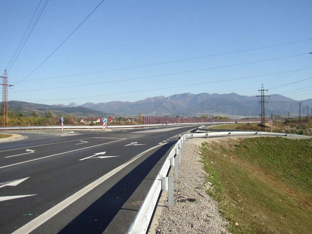 Relocation of the state road II/583 – Žilina